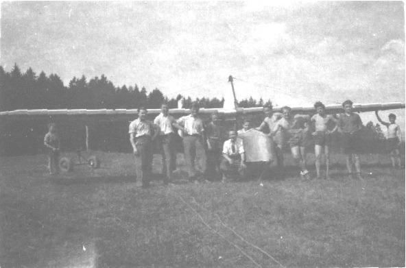 Na Kočičí hlavě 1946